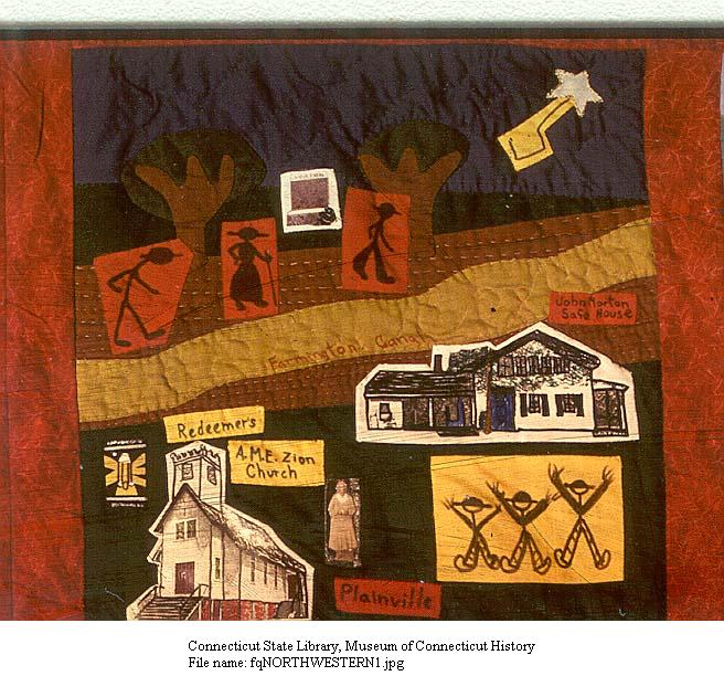 Redeemer's Churchl Quilt Block