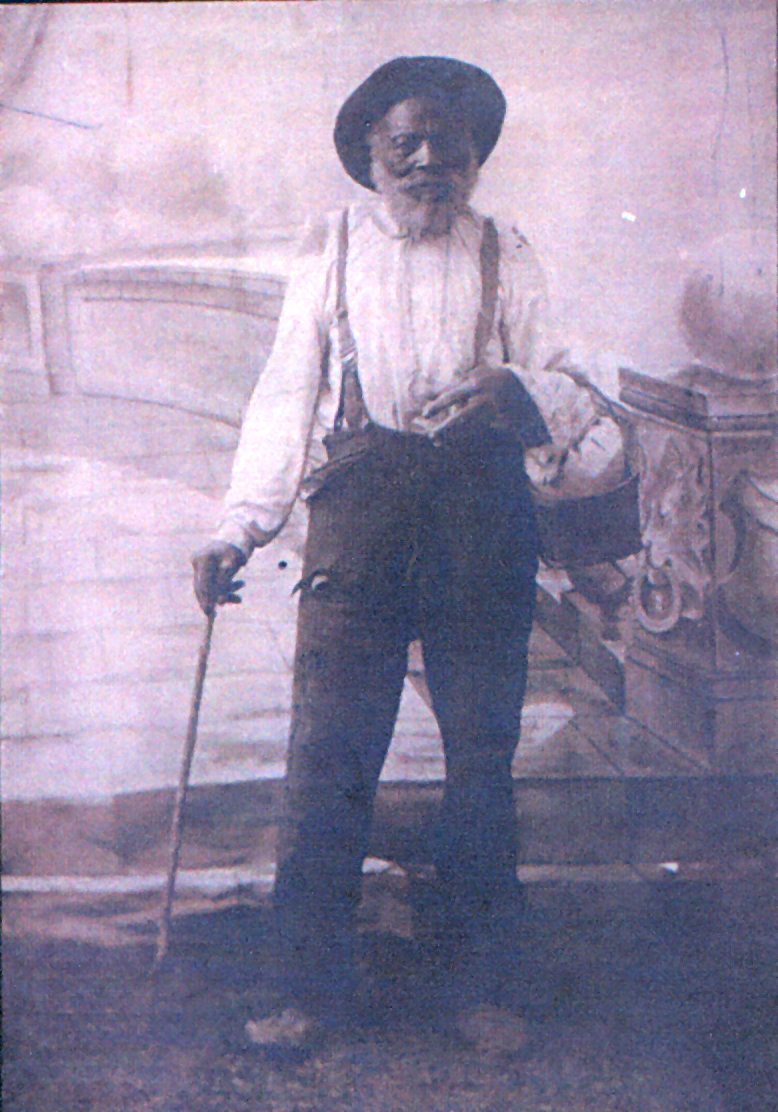 Elderly William Winter