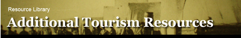Additional Tourism Resources | Resource Library