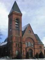 Faith Congregational Church (Talcott Street Congregational)