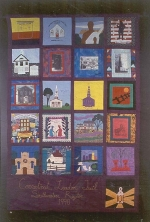 Southwest Region Quilt